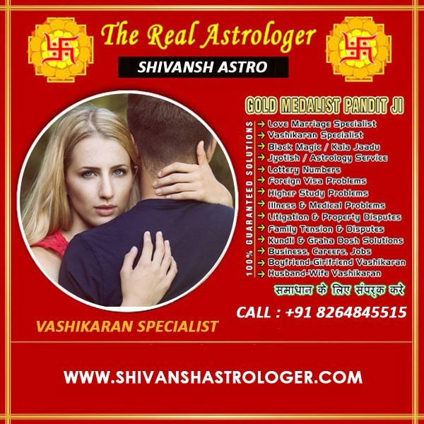 vashikaran by top astrologer in india
